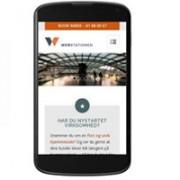 Mobilvenlige sider favoriseres af Google